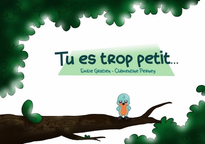Top Tu es trop petit (Histoire) © MK67 - Mon Kamishibai : Création de  GP53
