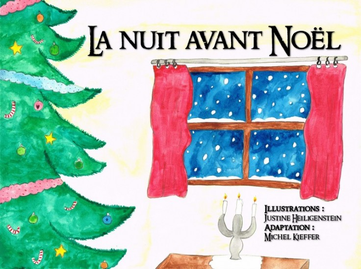 Berühmt La nuit avant Noël (Histoire) © MK67 - Mon Kamishibai : Création  YU91