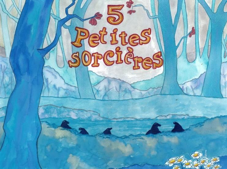 5 petites sorcières