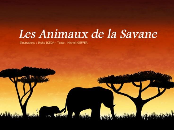 Les animaux de la savane imagier editions mk67 vente et location de kamishibais d di s - Felin de la savane ...