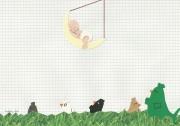 la poule grise chanson comptine editions mk67 vente et location de kamishibais d di s. Black Bedroom Furniture Sets. Home Design Ideas